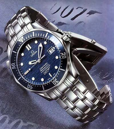 rolex 007 watches
